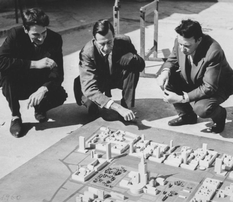 Wykład online: Architekci epoki przełomu