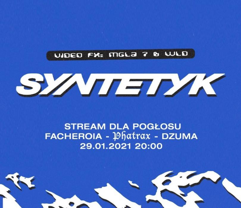 Syntetyk Stream dla Pogłosu
