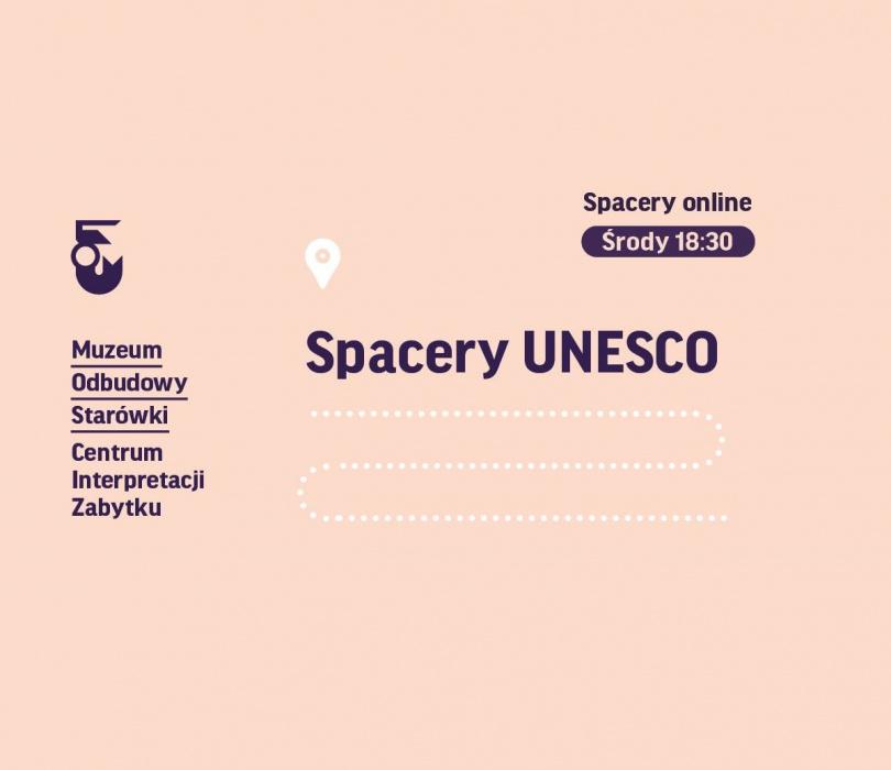 Spacery UNESCO | Wykłady online