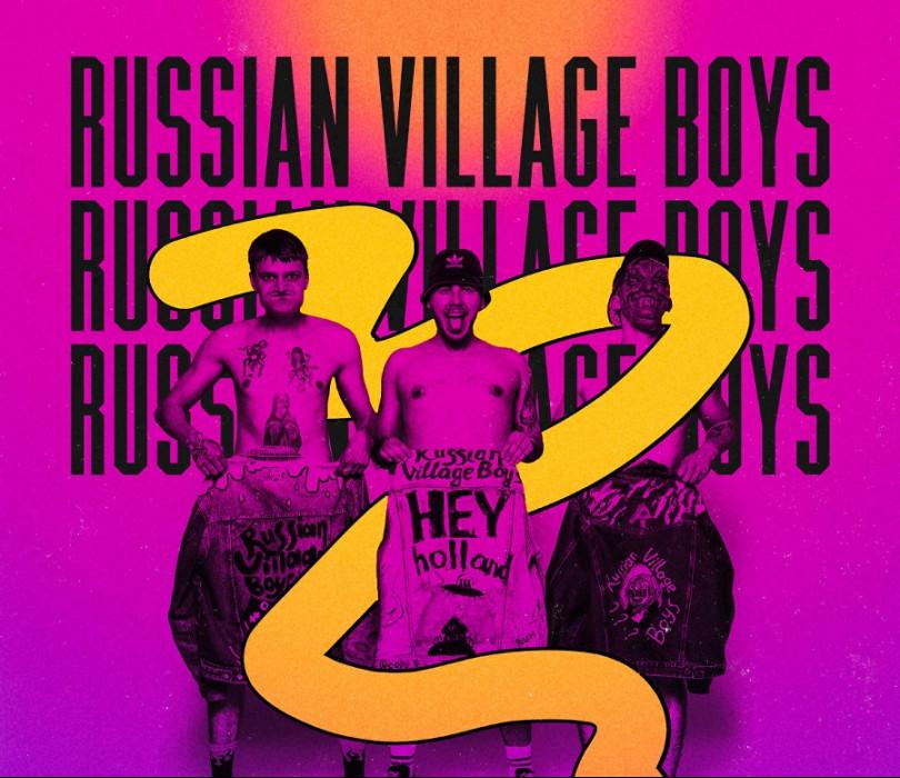 Russian Village Boys   Warszawa [ZMIANA DATY I MIEJSCA]