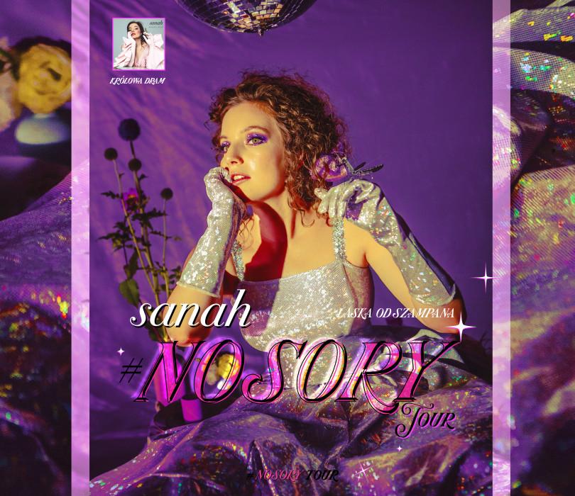 sanah #Nosory Tour | �ódź [ZMIANA DATY]