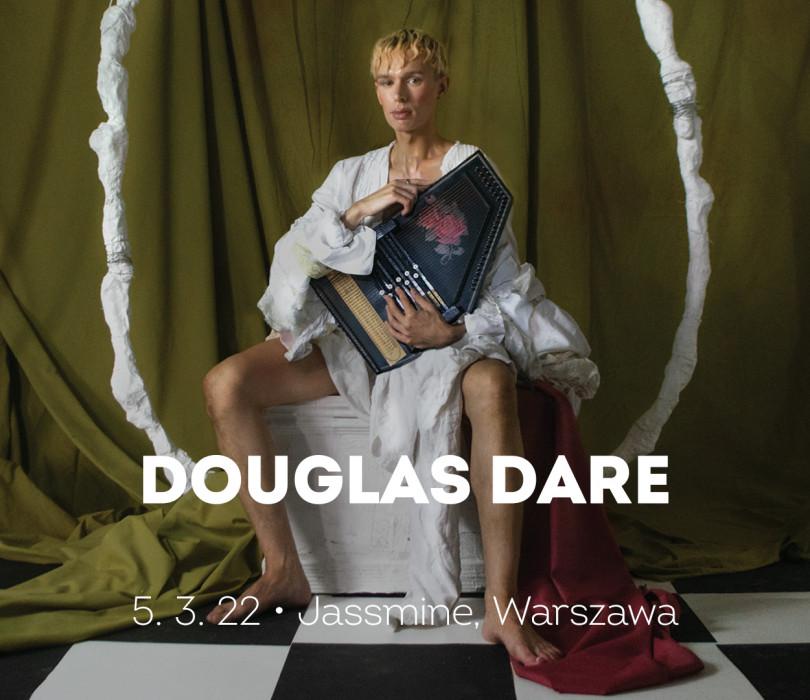 Douglas Dare [ZMIANA DATY]
