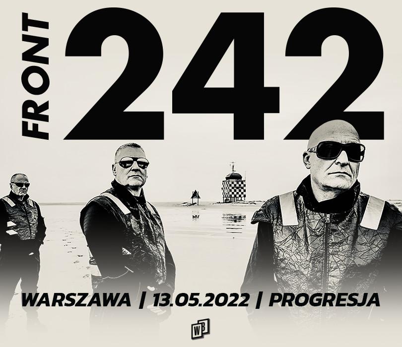 Front 242 [ZMIANA DATY]