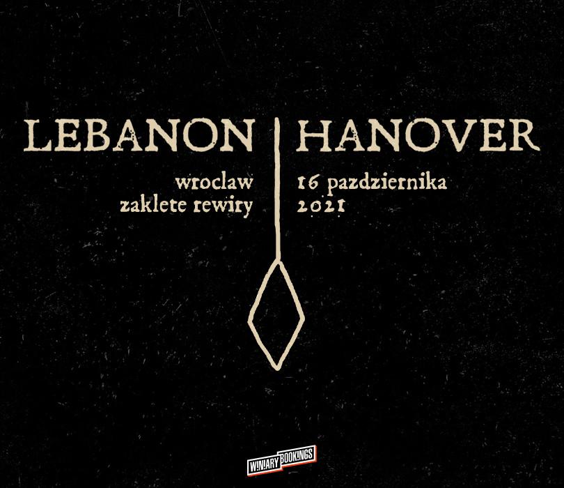 Lebanon Hanover [ZMIANA DATY]