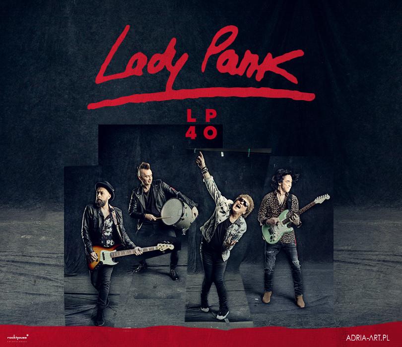Lady Pank- LP40 | Kielce
