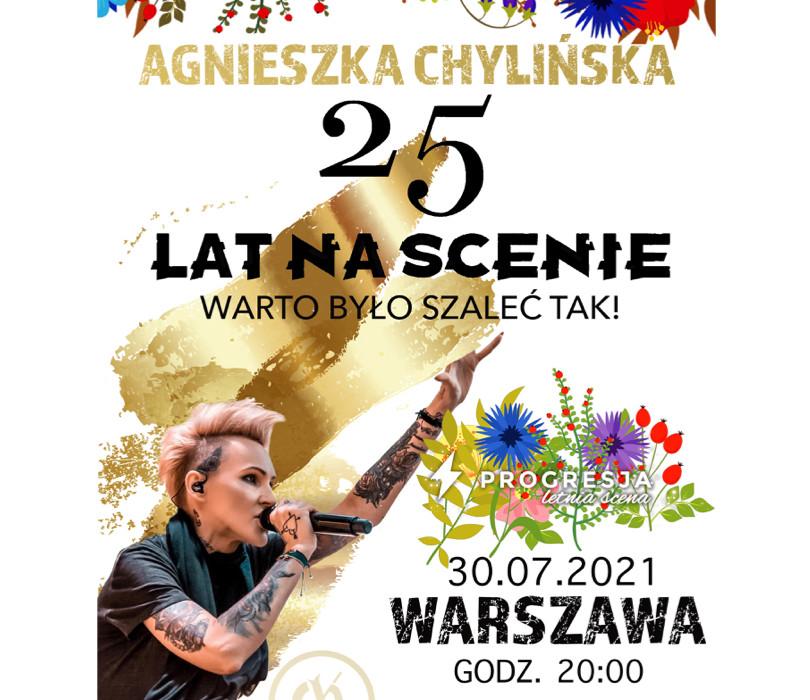 Agnieszka Chylińska | Warszawa
