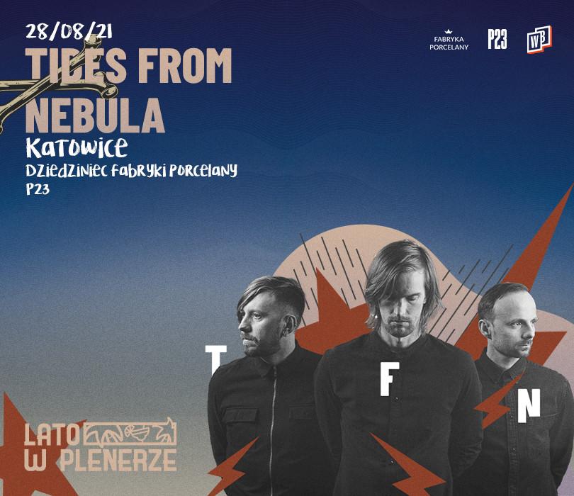Lato w Plenerze: Tides From Nebula | Katowice