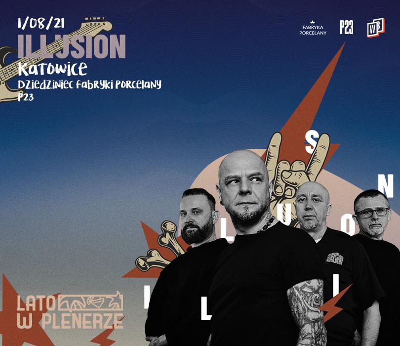 Lato w Plenerze: Illusion | Katowice