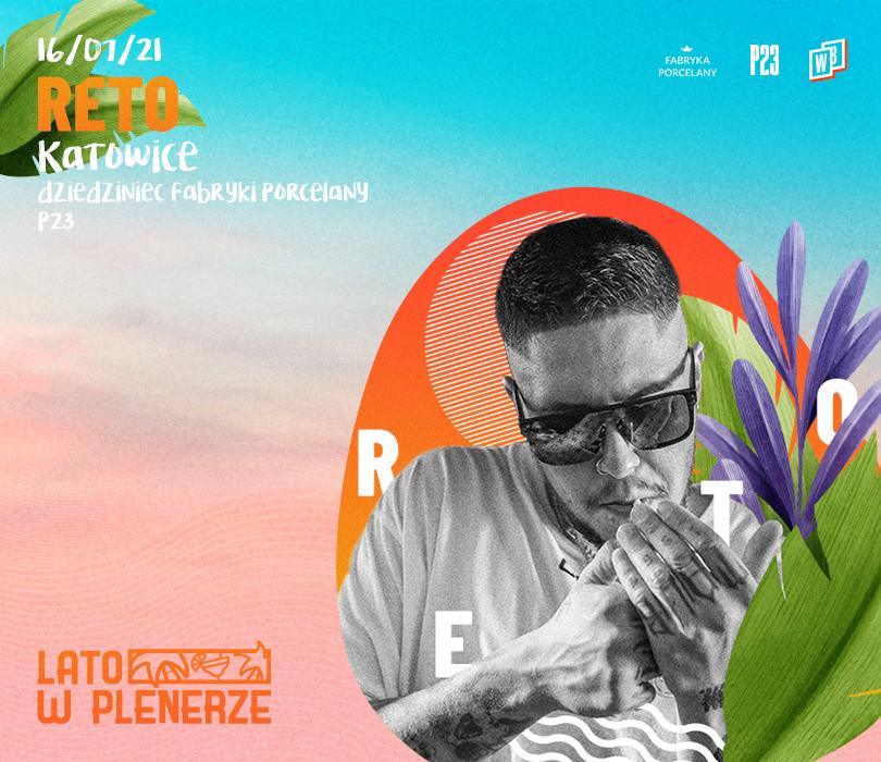 Lato w Plenerze: ReTo | Katowice
