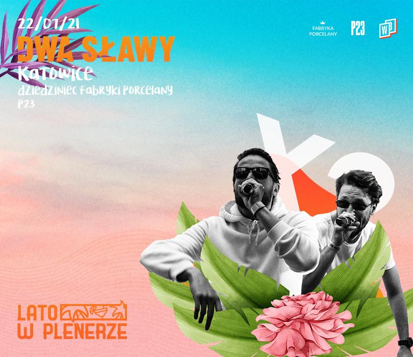 Lato w Plenerze: Dwa Sławy | Katowice