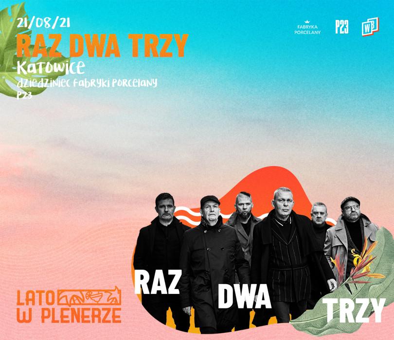 Lato w Plenerze: Raz, Dwa, Trzy   Katowice