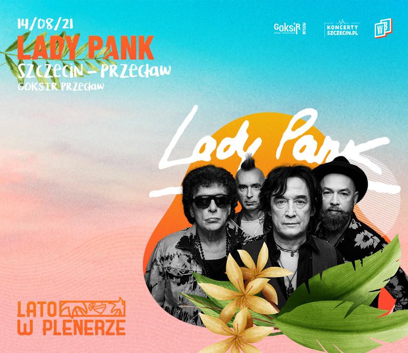 Lato w Plenerze: Lady Pank   Szczecin