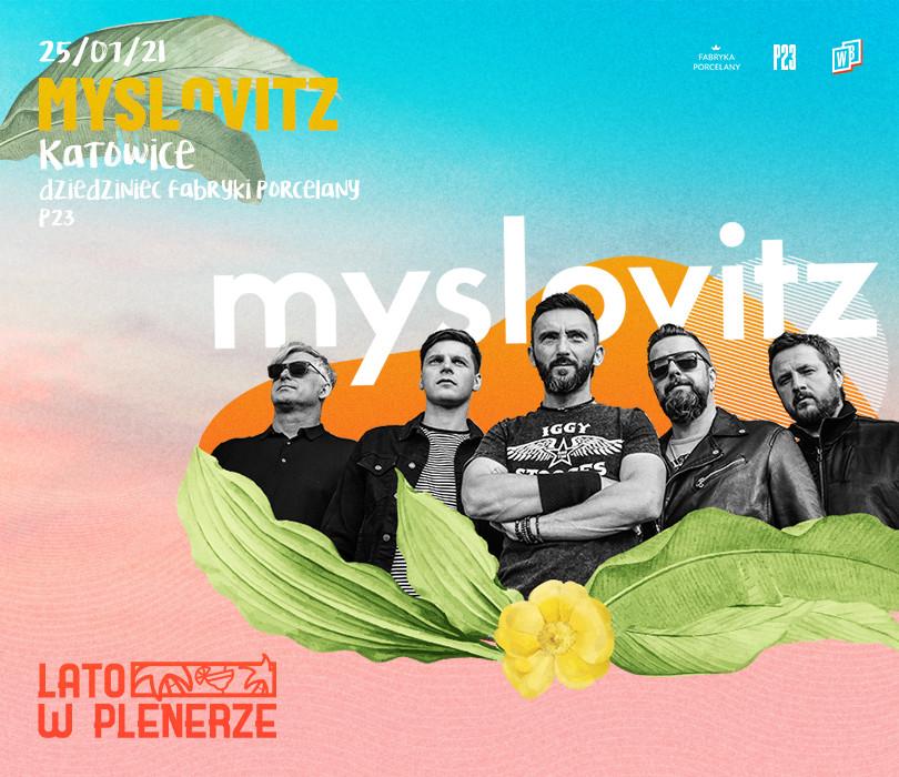 Lato w Plenerze: Myslovitz | Katowice [ODWOŁANE]