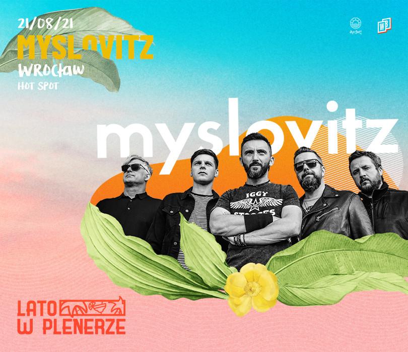 Lato w Plenerze: Myslovitz | Wrocław [ODWOŁANE]