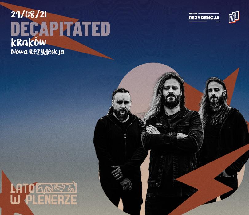 Lato w Plenerze: Decapitated | Kraków