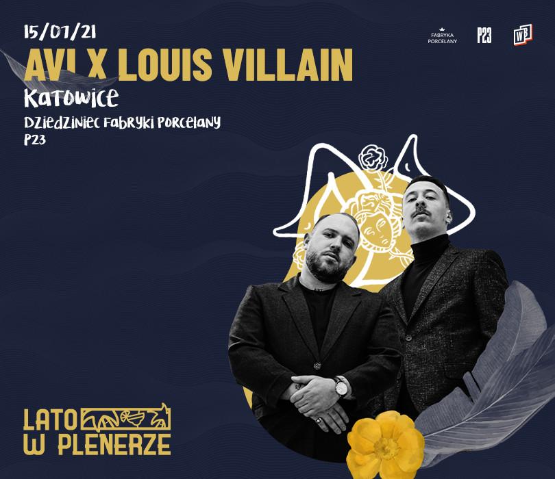 Lato w Plenerze: Avi x Louis Villain | Katowice