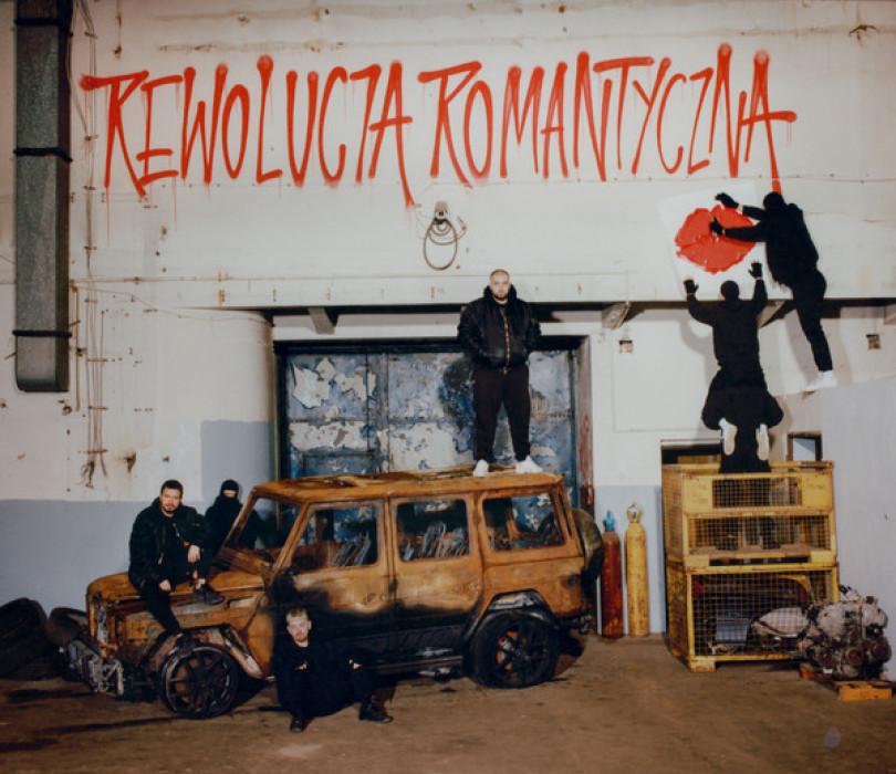 Bedoes - Rewolucja Romantyczna | Poznań [ZMIANA GODZINY]