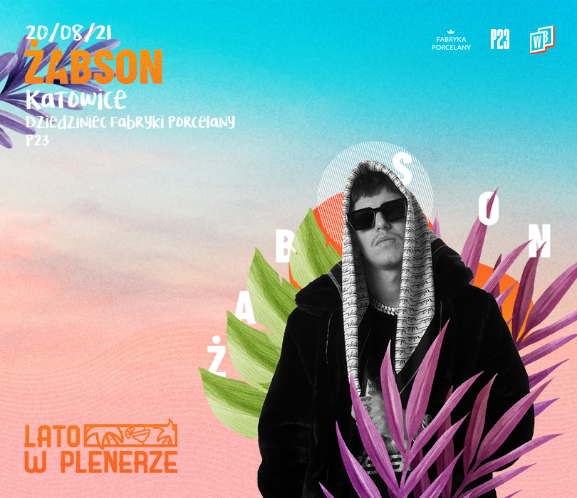 Lato w Plenerze: Żabson | Katowice