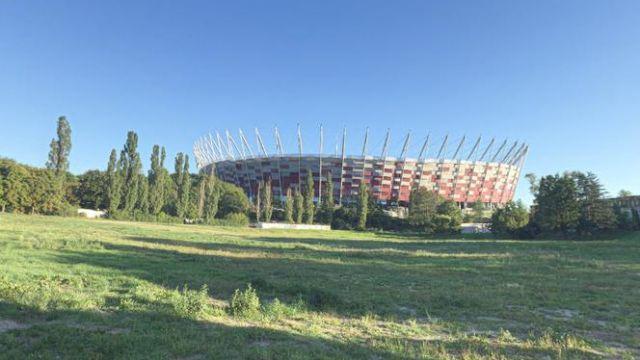 Błonia Stadionu Narodowego