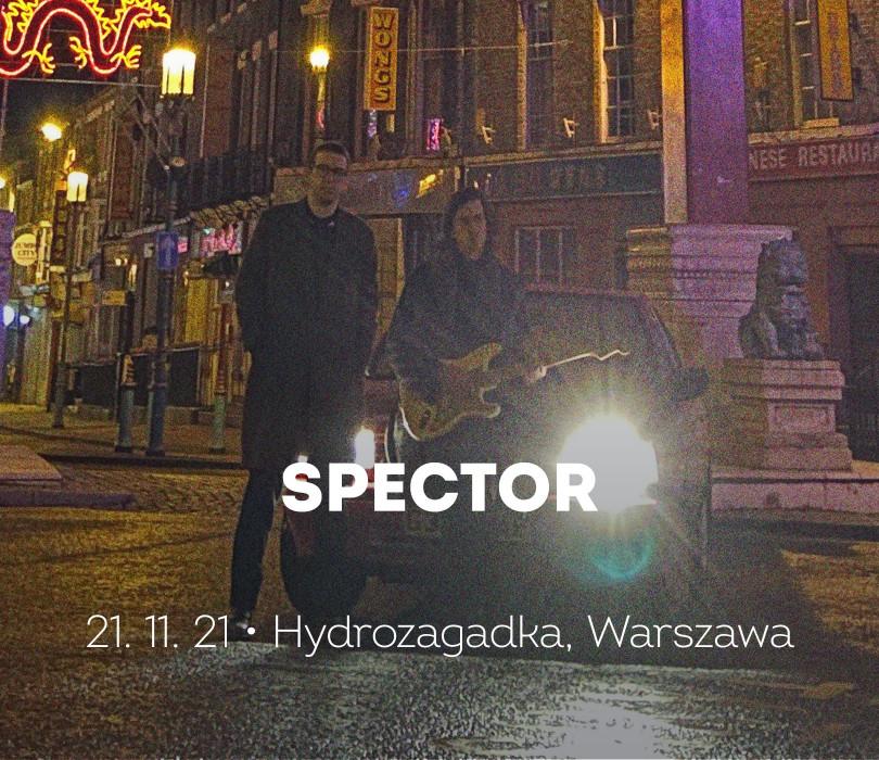 Going.   Spector   Warszawa - Hydrozagadka
