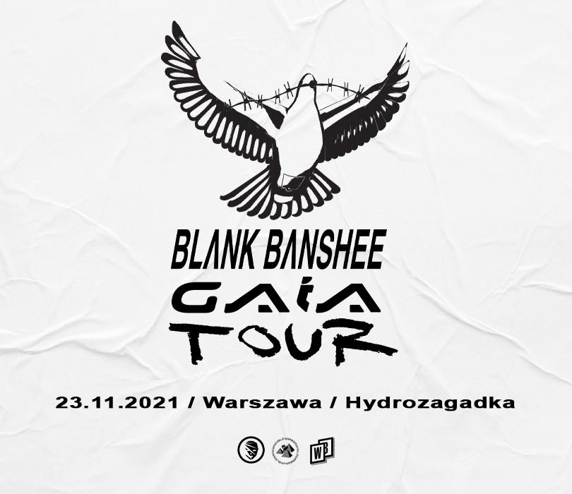 Going.   Blank Banshee   Warszawa [ODWOŁANE] - Hydrozagadka