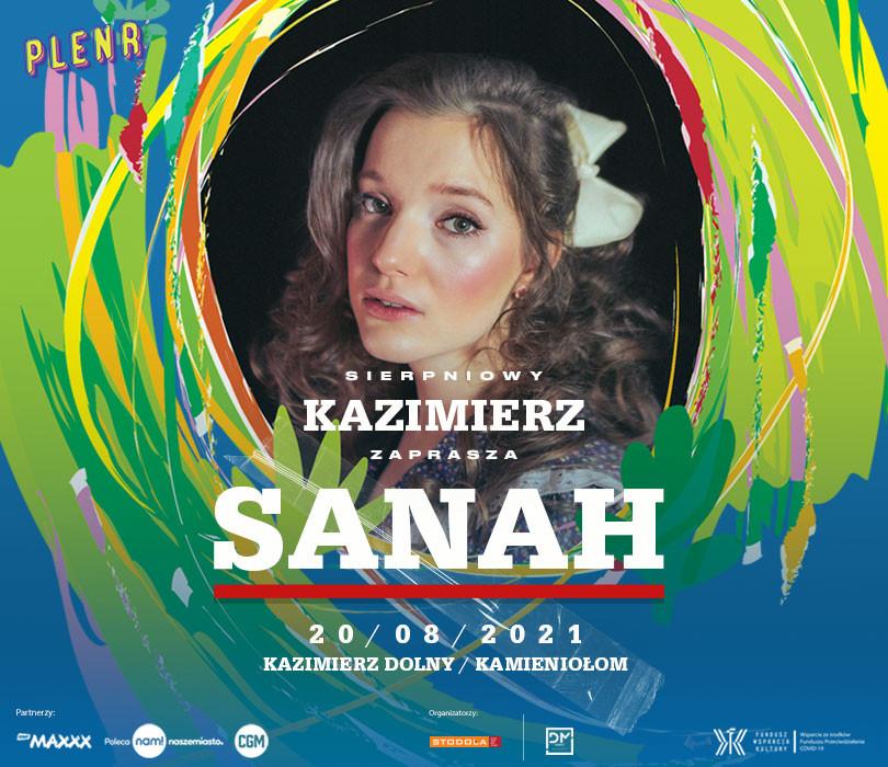 SANAH • Sierpniowy Kazimierz | Kazimierz Dolny