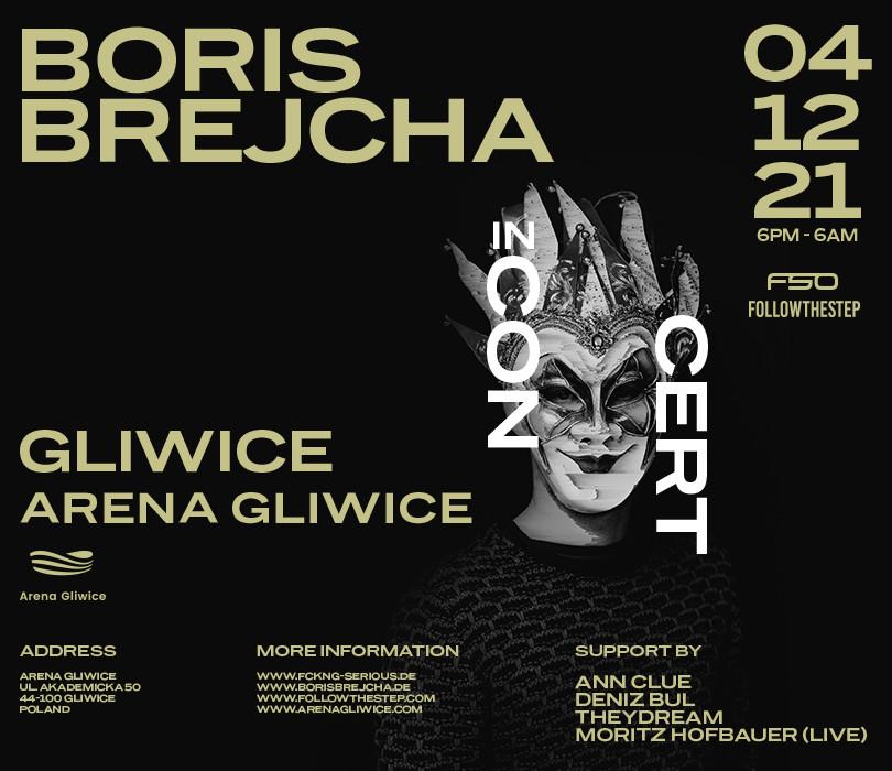 Boris Brejcha | Arena Gliwice