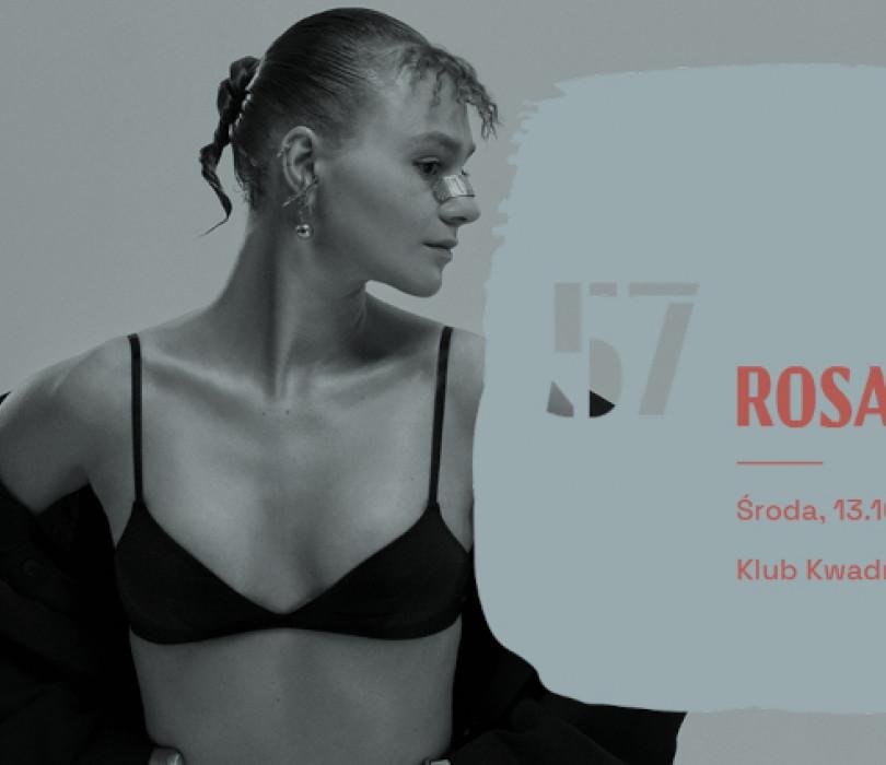 Going.   Rosalie.   57. SFP - Klub Kwadrat